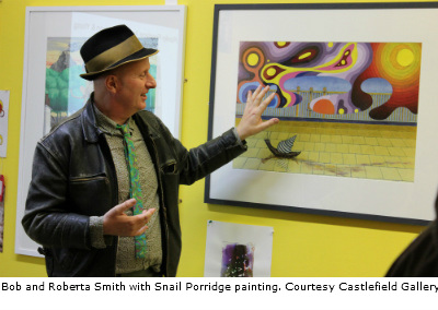 Snail Porridge at Castlefield Gallery