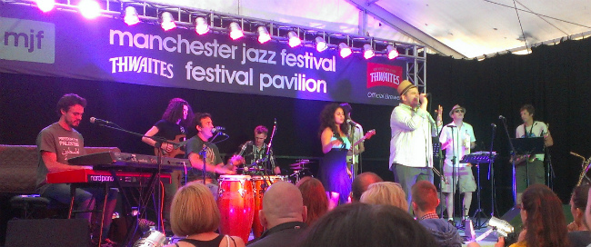 In Review: Bugalu Foundation at Manchester Jazz Festival