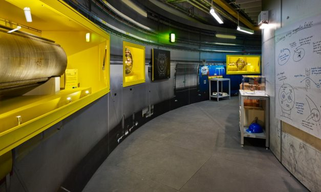 Collider Exhibition at Manchester Museum of Science and Industry
