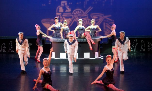 In Review: Jazzgalore Presents 'The Evolution of Dance' at The Dancehouse