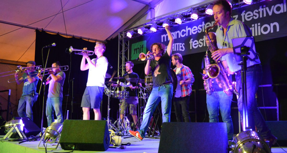 In Review: Hackney Colliery Band at Manchester Jazz Festival