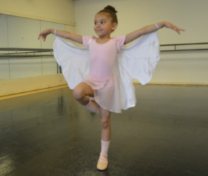 KNT Danceworks offers children's dance classes