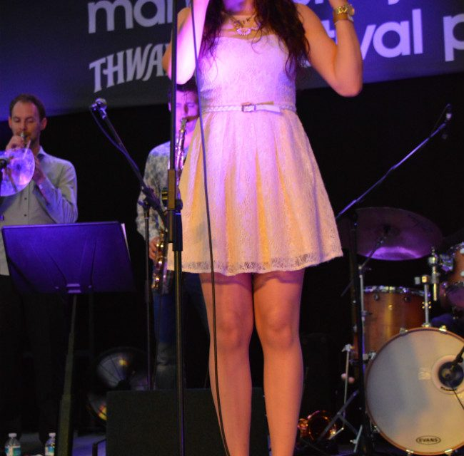In Review: Kristyna Myles at Manchester Jazz Festival