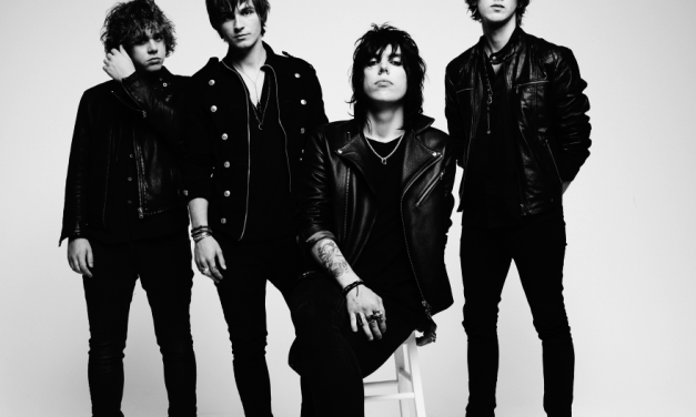In Review: The Struts at Sound Control