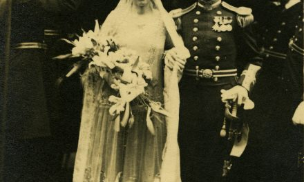 Something Blue: Wedding Dresses – 1914 – 2014 at The Gallery of Costume