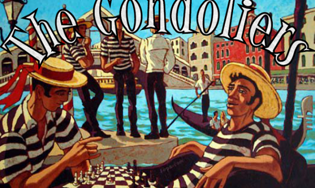 "Previewed: Opera Della Luna ""The Gondoliers"" at The Lowry Theatre"