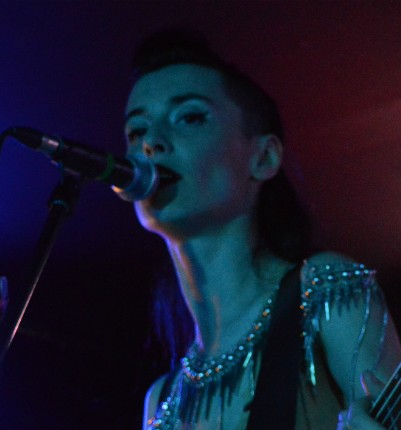 The Courtesans at The Ruby Lounge 15 August 2014