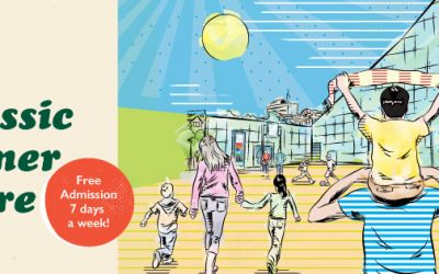 National Football Museum Hosts Football Fete – Sunday 8th August