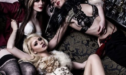 Previewed: The Courtesans at The Ruby Lounge