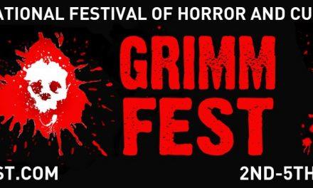 Grimmfest Schedule Announced