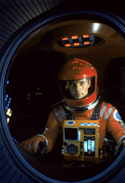 2001 A Space Odyssey Dir. Stanley Kubrick 1968