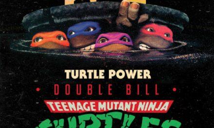 Gorilla to Host Turtle Power Double Bill