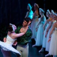 Swan Lake by the Northern Ballet School. image courtesy of Caroline Holden.