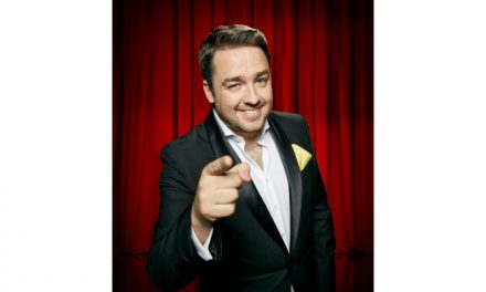Jason Manford to Star in The Producers UK Tour