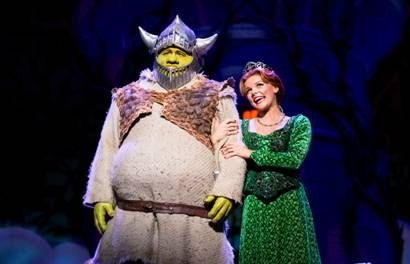 Shrek The Musical Coming to Palace Theatre
