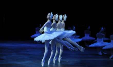 Previewed: Swan Lake at the Palace Theatre