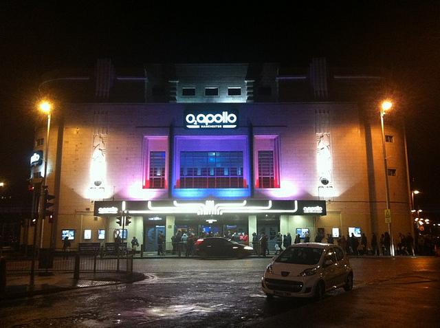Manchester O2 Apollo