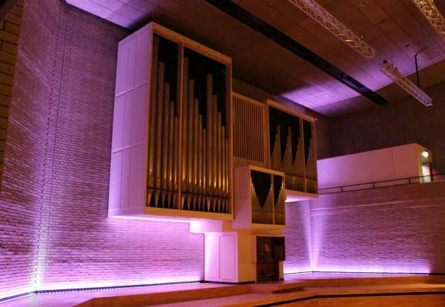 image of RNCM Concert Hall Organ