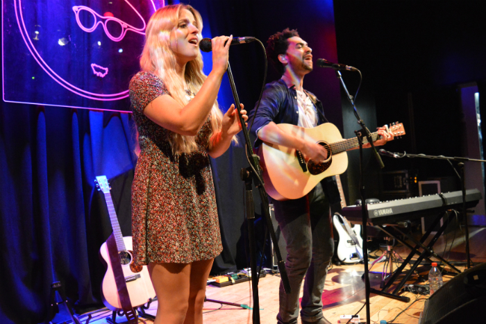 The Shires at Band on the Wall