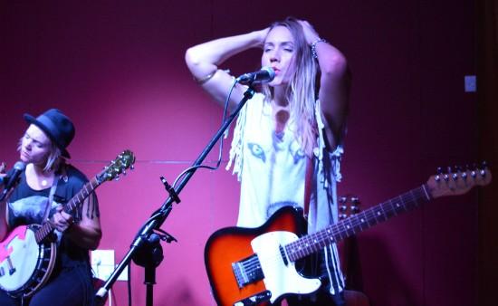 Baskery at GulliversNQ 23 October 2014
