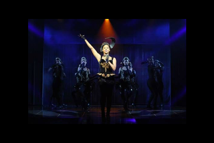 Alexandra Burke in set to star in The Bodyguard