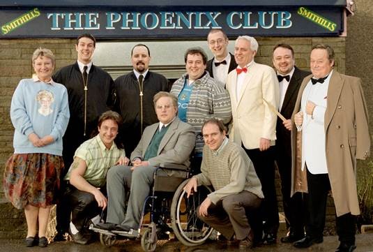 image of Peter Kay's Phoenix Nights