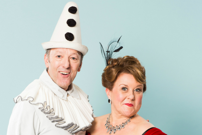 image of Ian Reddington and Wendi Peters