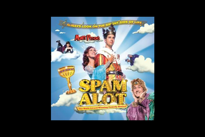 Previewed: Monty Python's Spamalot at The Opera House