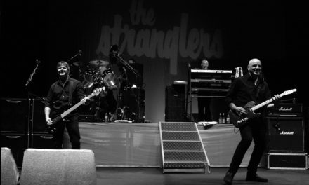 Previewed: The Strangers at Manchester Academy