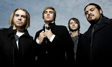 Previewed: Fightstar At Manchester Academy