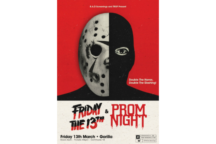 image of Friday 13th and Prom Night