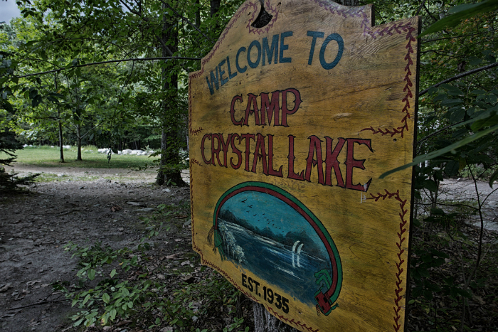 image of Camp Crystal Lake in Friday The 13th