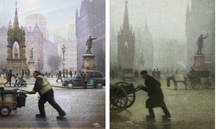 Emily Allchurch Exhibition Opens at Manchester Art Gallery