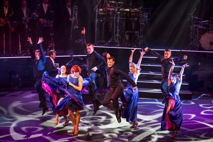 image of Brendan Cole in A Night To Remember