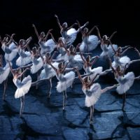 image of Moscow City Ballet performing Swan Lake