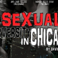 image of the 1956 Theatre production Sexual Perversity in Chicago