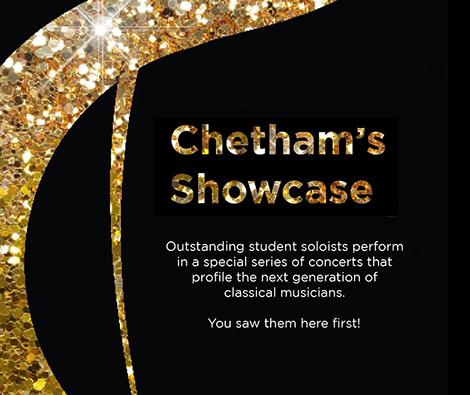 image of Chetham's Showcase logo