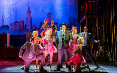 Previewed: The Producers at The Palace Theatre