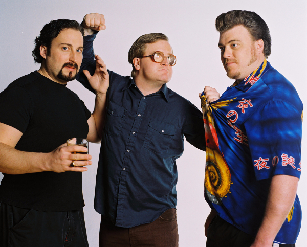 image of The Trailer Park Boys - Julian, Bubbles and Ricky