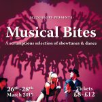 image of Jazzgalore's Musical Bites poster