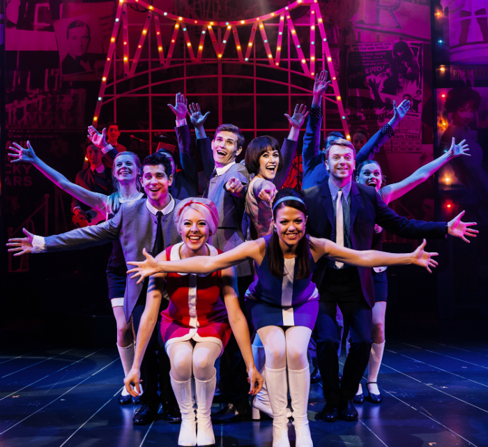 image of the Dreamboats and Miniskirts cast