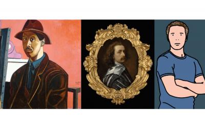 Manchester Art Gallery to Exhibit Van Dyck's Final Self-Portrait