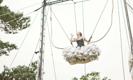 Previewed: The Lost Carnival at Burrs Country Park