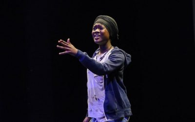MonologueSlam at Contact Theatre