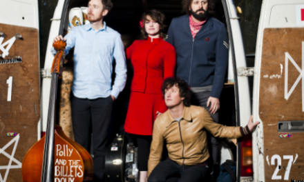Previewed: Polly and the Billets Doux at Eagle Inn
