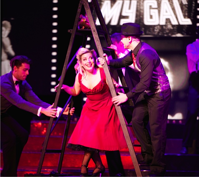 image of Louise Dearman in The Songbook of Judy Garland