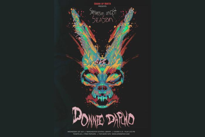 image of Donnie Darko poster