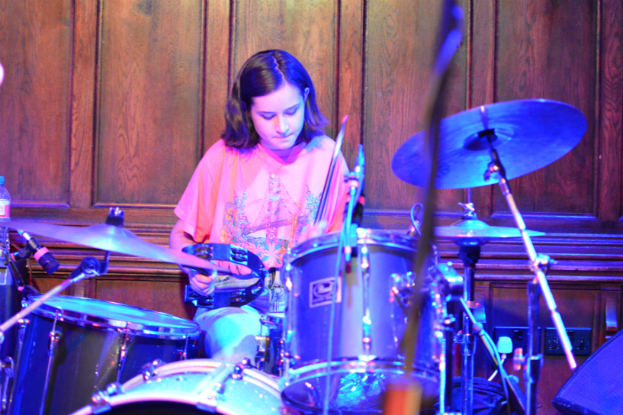 The Orielles at The Castle 18 July 2015