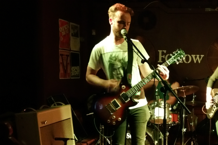 In Review: Elevant at The Fallow Cafe