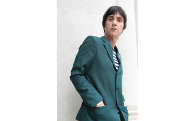 Johnny Marr announces gig at Albert Hall
